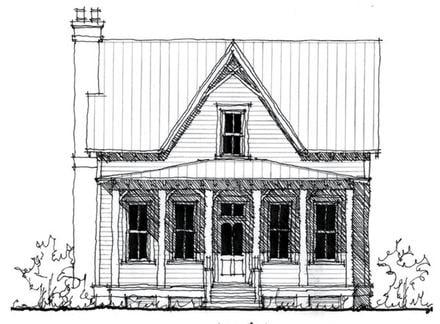 House Plan 73843