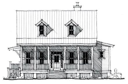 House Plan 73844