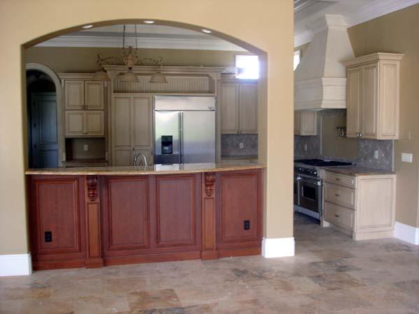 Mediterranean, Southwest House Plan 74243 with 5 Beds, 6 Baths, 4 Car Garage Picture 3