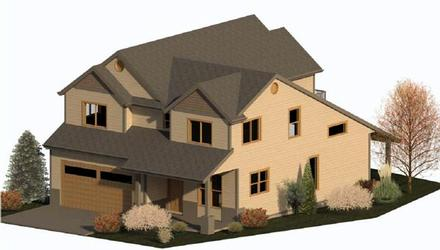 House Plan 74329