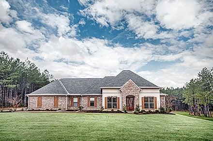 House Plan 74673