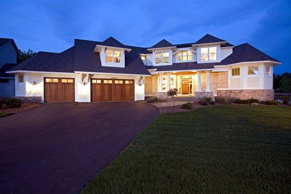 Craftsman House Plan 74828 with 4 Beds, 5 Baths, 3 Car Garage Picture 1