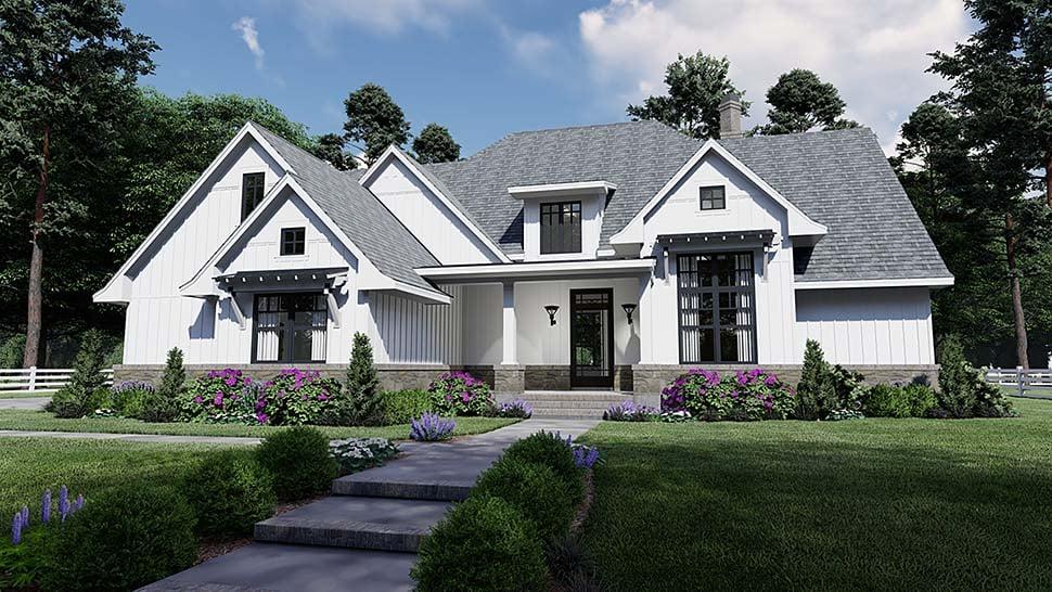 House Plan 75156