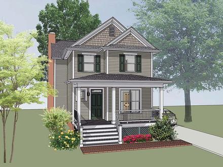 House Plan 75502