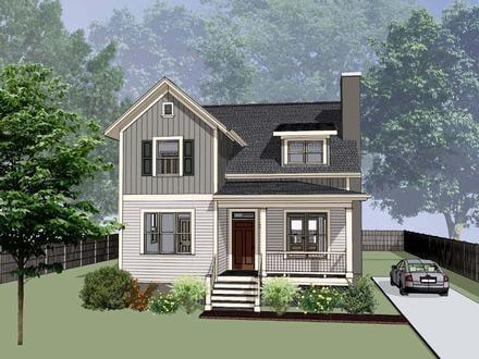 House Plan 75574