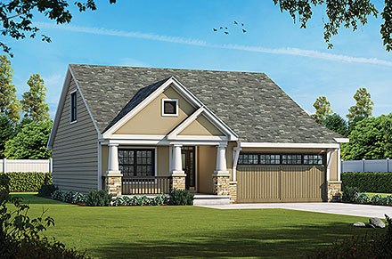House Plan 75770