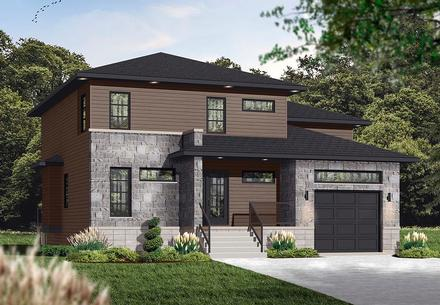 House Plan 76307