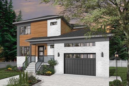 House Plan 76539