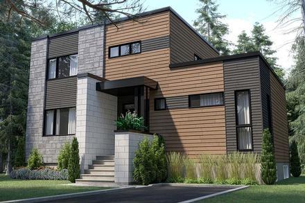 House Plan 76565