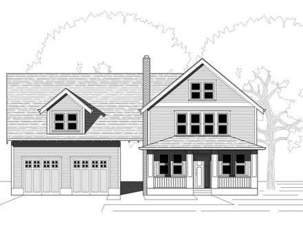 House Plan 76828