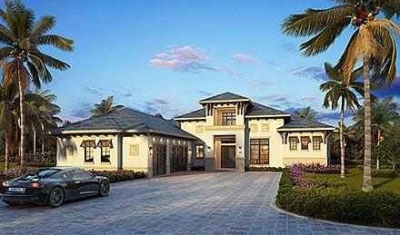 House Plan 78165