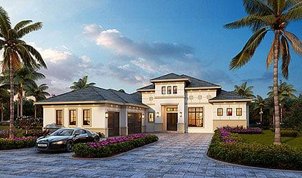 House Plan 78166