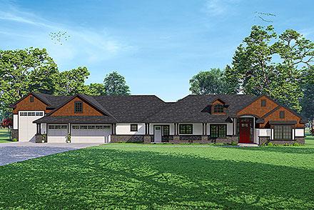 House Plan 78439