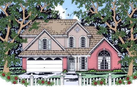 House Plan 79241