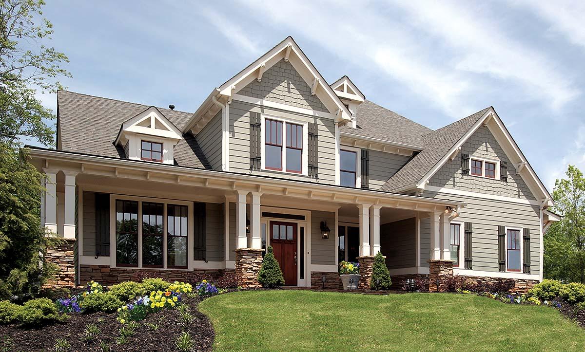 House Plan 80711