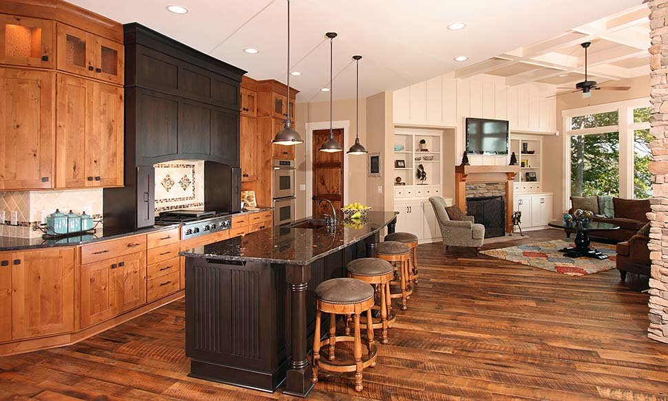 Country, Craftsman, Farmhouse, Southern House Plan 80730 with 4 Beds, 5 Baths, 2 Car Garage Picture 6