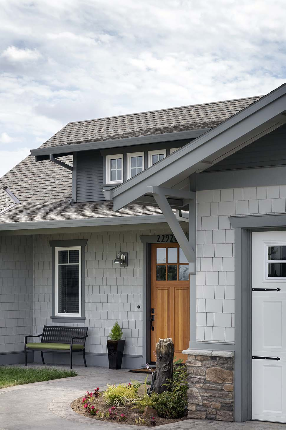 Bungalow, Craftsman House Plan 81229 with 3 Beds, 3 Baths, 2 Car Garage Picture 8