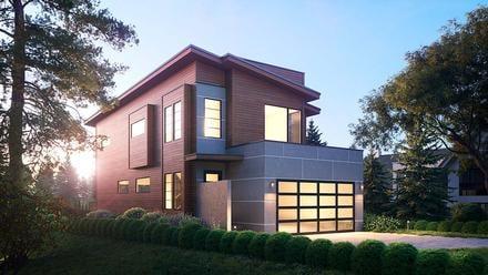 House Plan 81919