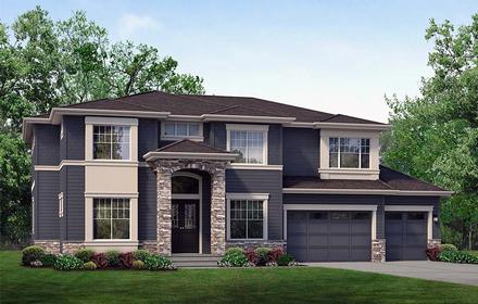 House Plan 81923