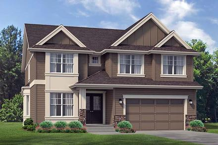 House Plan 81924