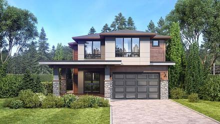 House Plan 81931
