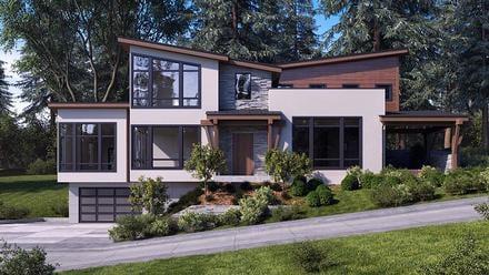 House Plan 81933