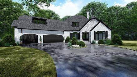 House Plan 82534