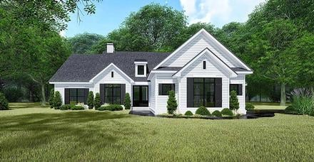 House Plan 82550