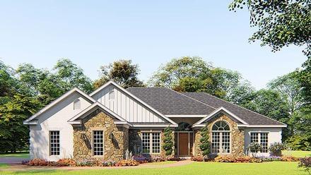 House Plan 82556