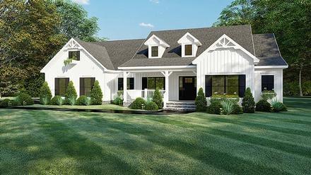 House Plan 82560