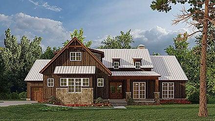 House Plan 82584