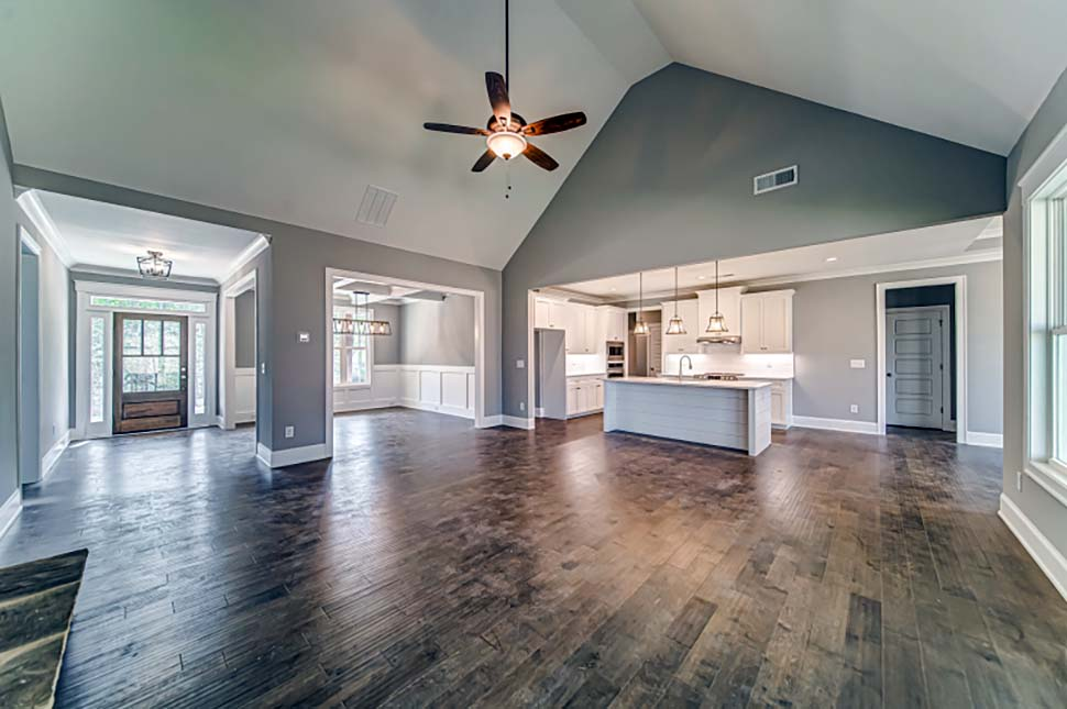 Country, Farmhouse, Traditional House Plan 83108 with 5 Beds, 5 Baths, 3 Car Garage Picture 3