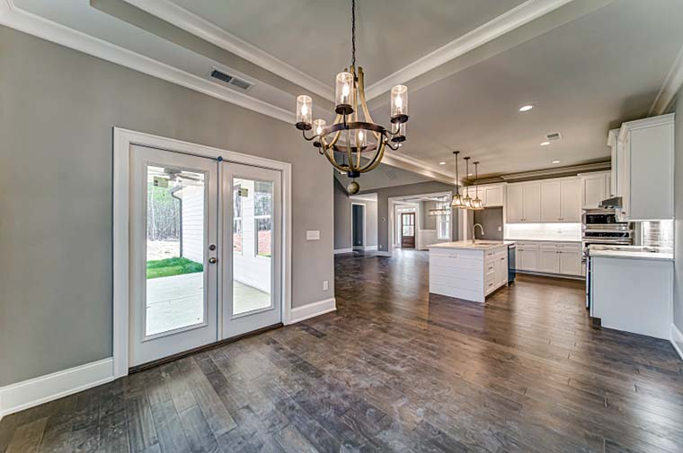 Country, Farmhouse, Traditional House Plan 83108 with 5 Beds, 5 Baths, 3 Car Garage Picture 5