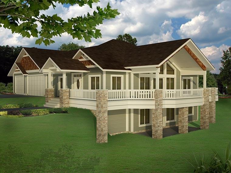 House Plan 85235