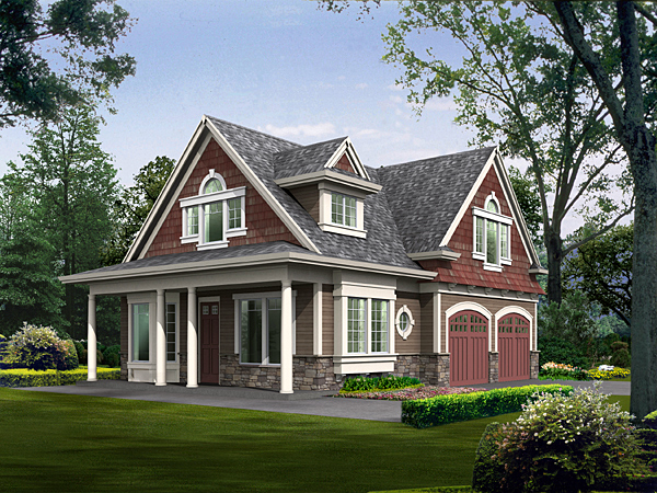 House Plan 87406