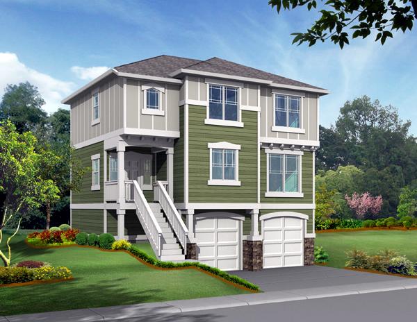 House Plan 87413