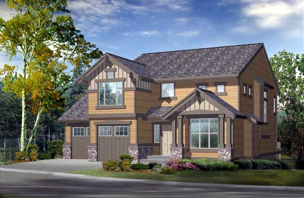 House Plan 87415