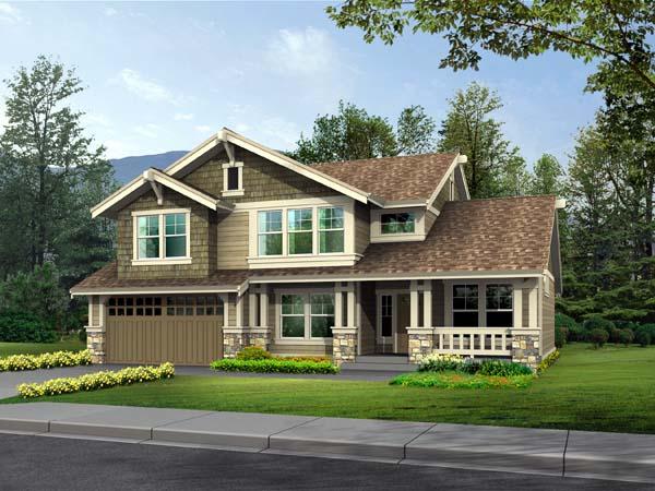 House Plan 87500