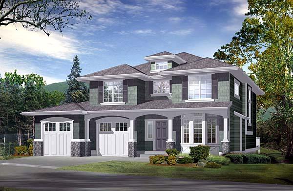 House Plan 87502