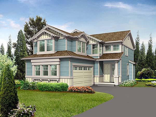 House Plan 87510