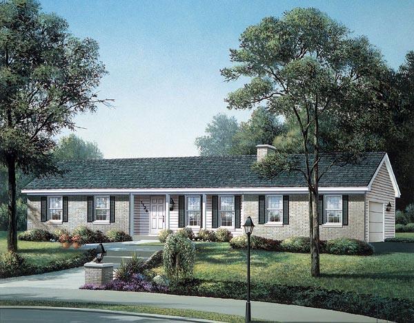 House Plan 90105