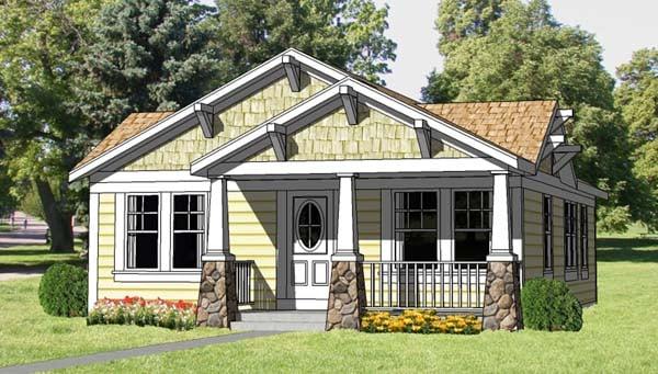 House Plan 94371