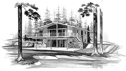House Plan 95119