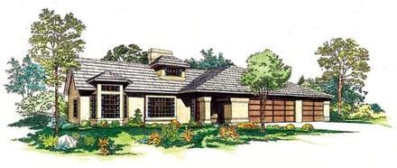 House Plan 95199