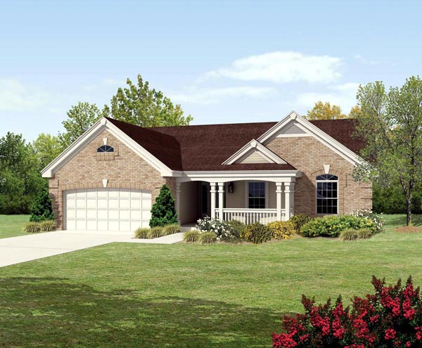 House Plan 95801