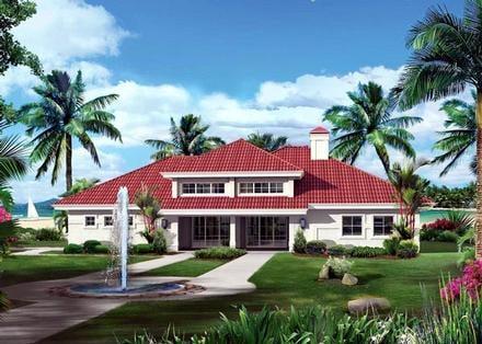 House Plan 95867