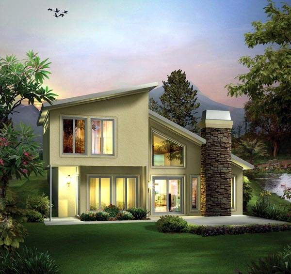 House Plan 95911