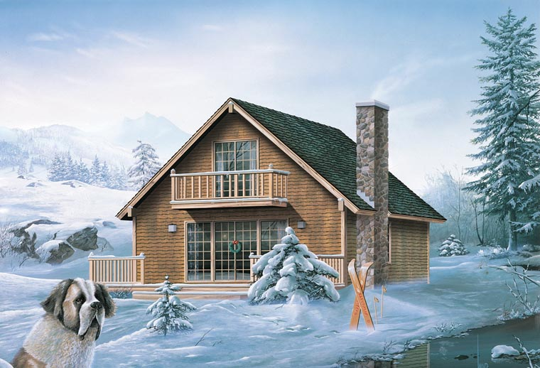 House Plan 95993