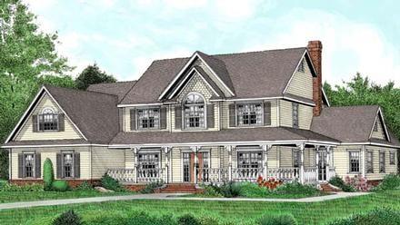 House Plan 96841