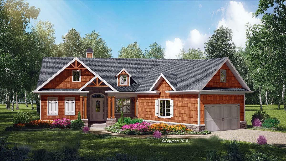 House Plan 97693